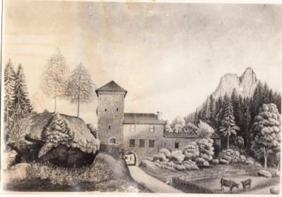 Hallthurm bei Bischofswiesen