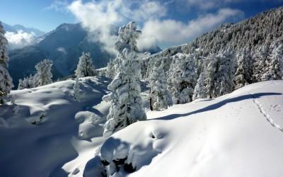 Winterurlaub im Berchtesgadener Land