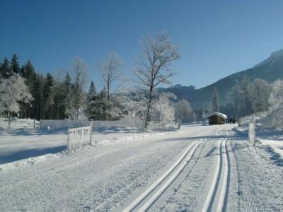 Langlaufen in Bischofswiesen
